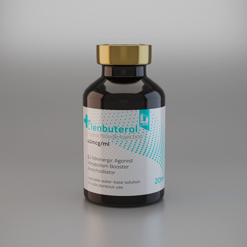 UPA CLENBUTEROL INJECTABLE