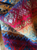 Fairisle Shawl