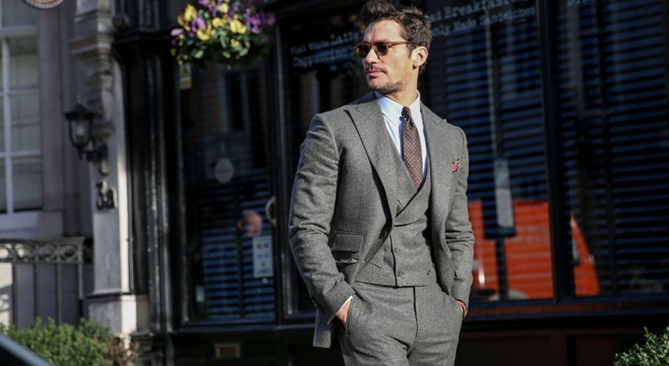 Here Are The Right Ways To Wear A Three Piece Suit