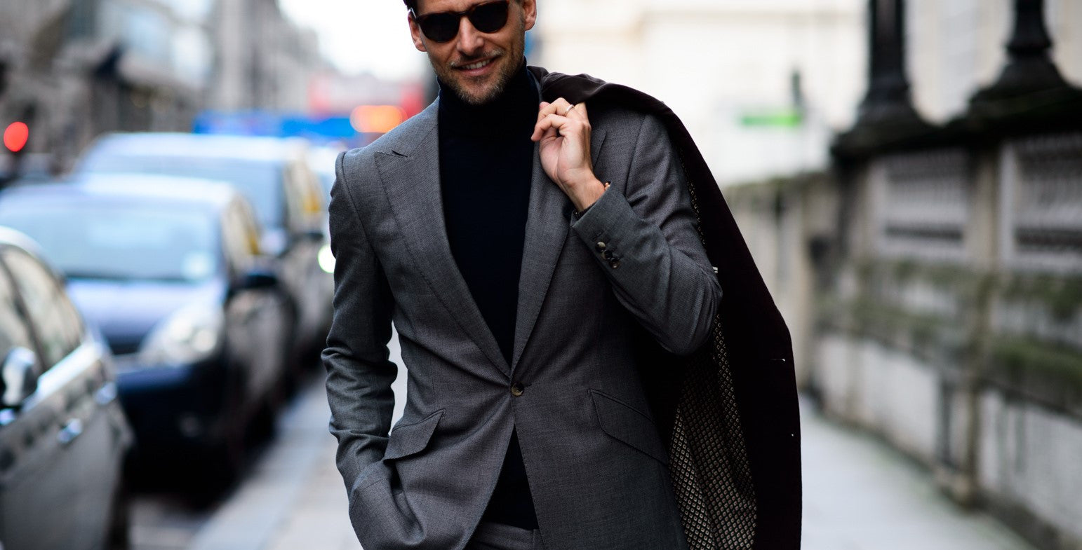 How To Dress For Your Shape: A Man's Guide