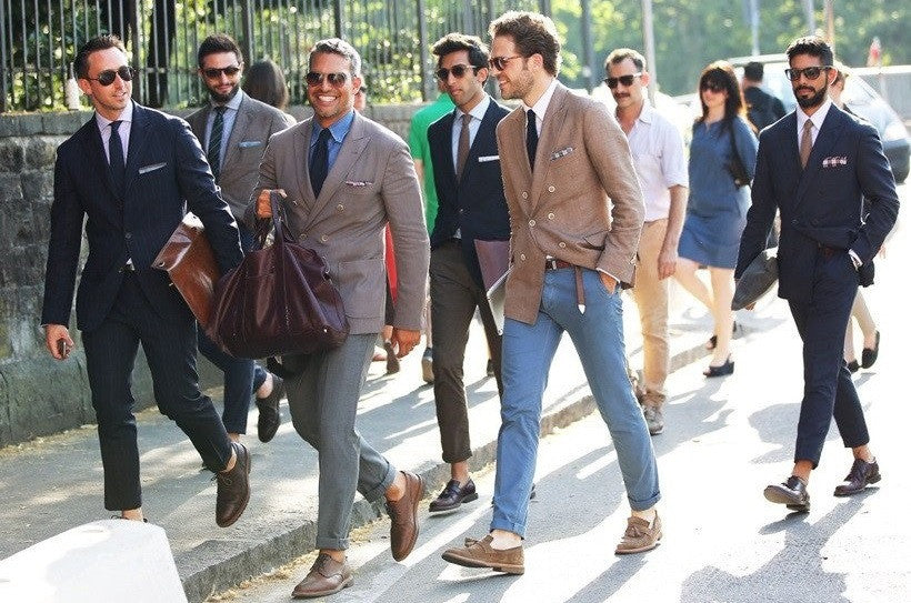 The New Rules of Business Casual Style