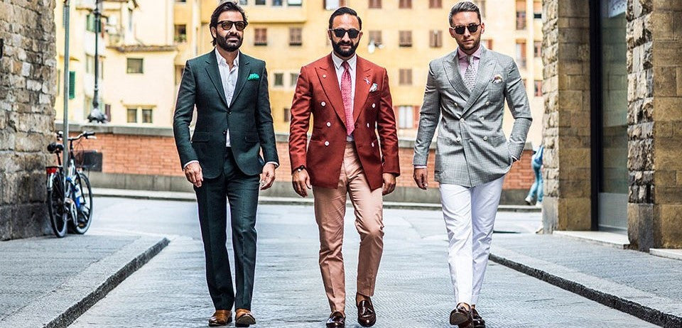 Here's The Correct Trouser Length You Should Be Wearing