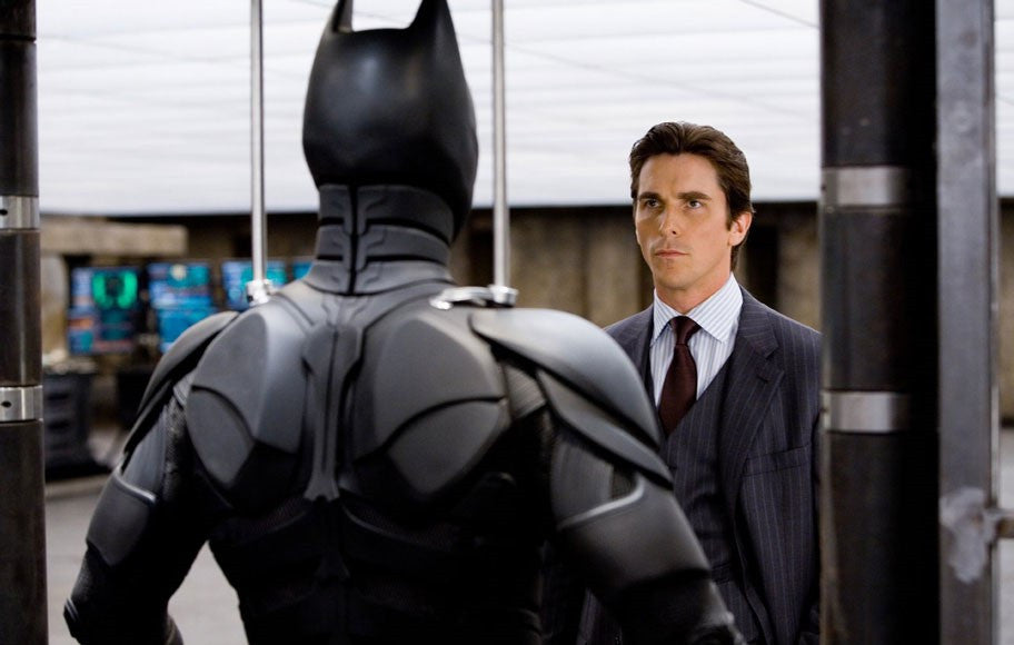 Christian Bale's Batsuit Is Up For Sale For Over $100K
