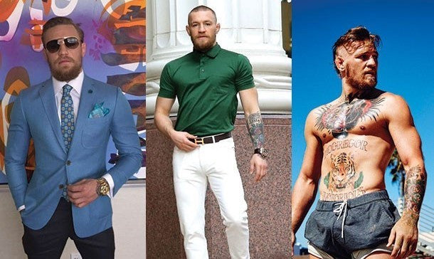 How To Get Conor McGregor Style