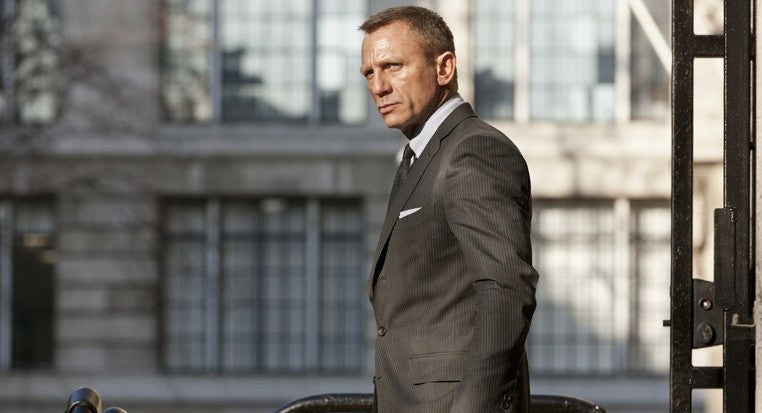 Daniel Craig Wants to Be James Bond Again