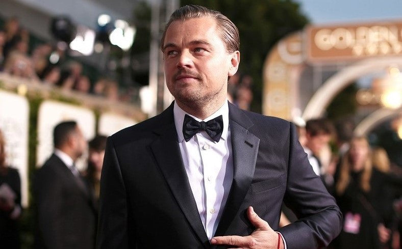 Leonardo DiCaprio Will Not Stop Wearing These Shoes