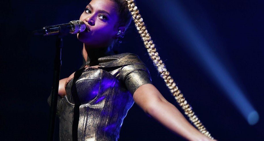 In Case You Need More Proof That Beyoncé Is Superhuman