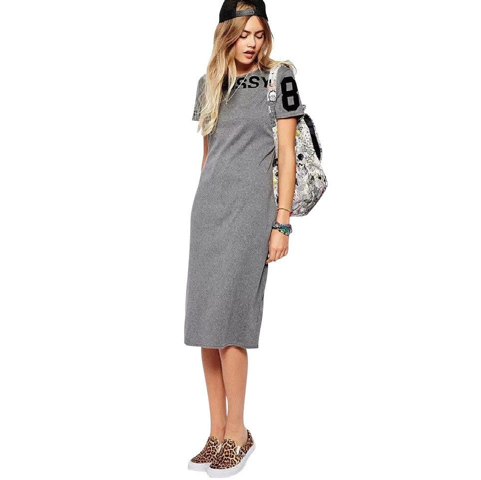 Jersey Dress (2 Colors) - TakeClothe - 1