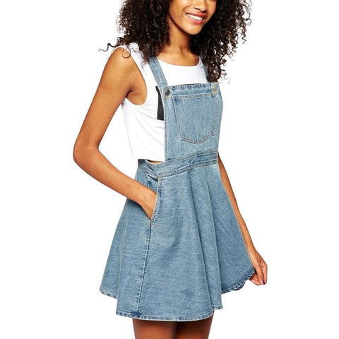 Denim Dress - TakeClothe - 1