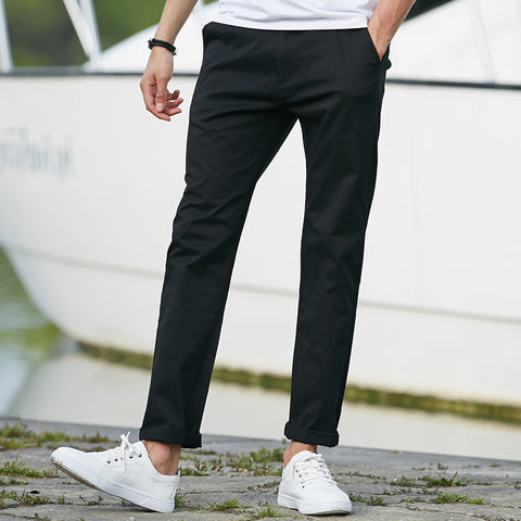 Tapered Chinos (2 Colors) - Cahanne - 2