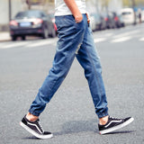 Jog Jeans with Rips - TakeClothe - 2