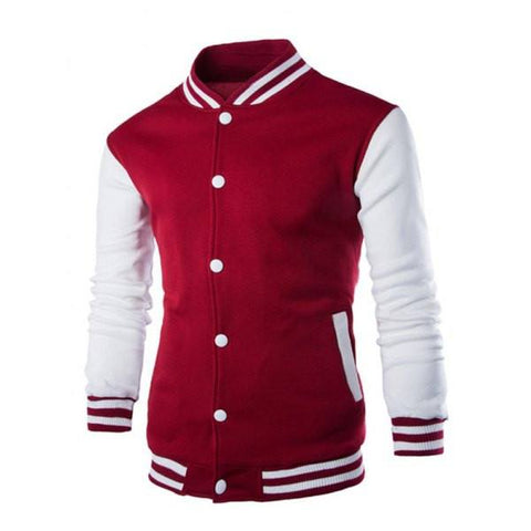 Baseball Jacket (3 Colors) - TakeClothe - 1