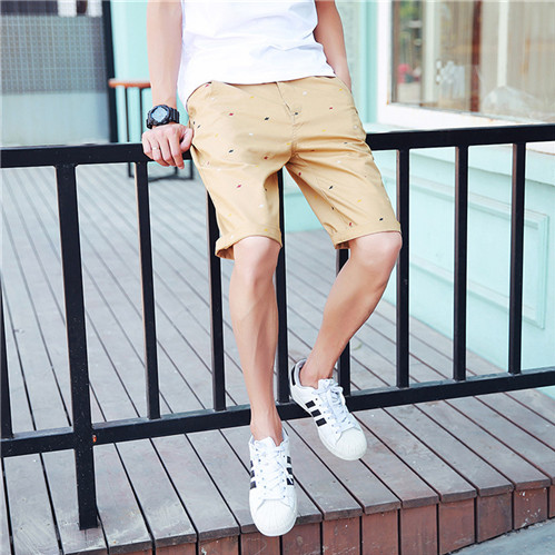 Skinny Smart Shorts (4 Colors) - Cahanne - 1