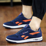 Classic Suede Sneakers (6 Colors) - TakeClothe - 3