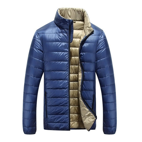 Quilted Puffer Jacket (4 Colors) - TakeClothe - 1