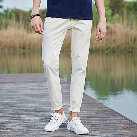Skinny Chinos (2 Colors) - TakeClothe - 1