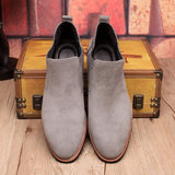 Suede Chelsea Boots (3 Colors) - TakeClothe - 2