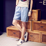 Contrast Chino Shorts (4 Colors) - TakeClothe - 3