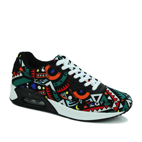 Aztec Sneakers (2 Colors) - TakeClothe - 1