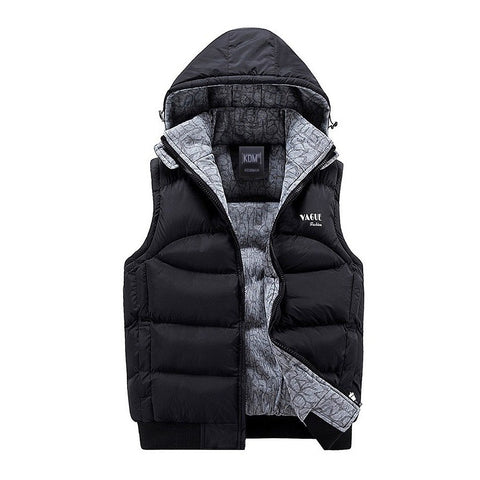 Quilted Down Vest (3 Colors) - TakeClothe - 1