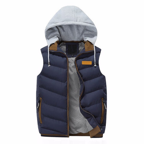 Quilted Vest (4 Colors) - TakeClothe - 1