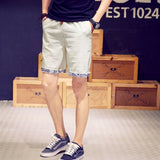Contrast Chino Shorts (4 Colors) - TakeClothe - 2