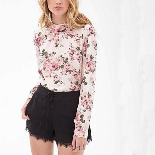 Floral Shirt - TakeClothe - 1