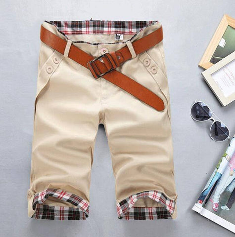 Casual Chino Shorts - TakeClothe - 1
