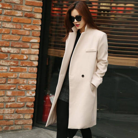 Classic Coat (3 Colors) - TakeClothe - 1