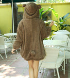Oversized Bear Hoodie (2 Colors) - TakeClothe - 5