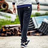 Skinny Joggers with Stripes - TakeClothe - 2