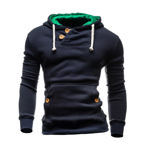 Contemporary Hoodie Sweatshirt (2 Colors) - TakeClothe - 1