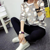 Casual Sweatshirt (8 Types) - TakeClothe - 1