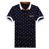 Polo with Skull Pattern (2 Colors) - TakeClothe - 1