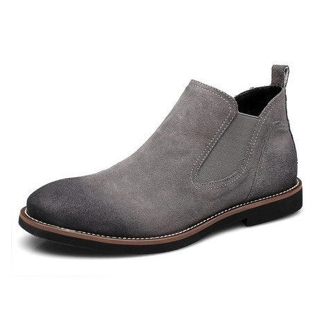 Suede Chelsea Boots (3 Colors) - TakeClothe - 1