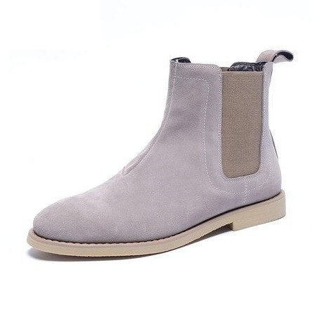 Classic Suede Chelsea Boots (2 Colors) - TakeClothe - 1