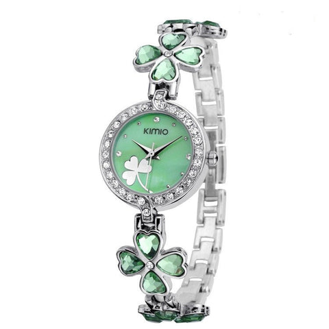 KIMIO Flower Watch (6 Colors) - TakeClothe - 1