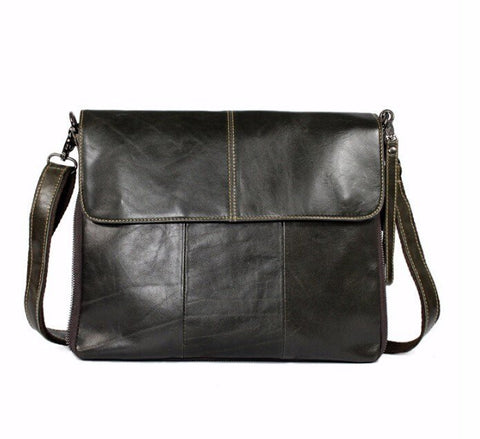 Leather Briefcase Bag - TakeClothe - 1