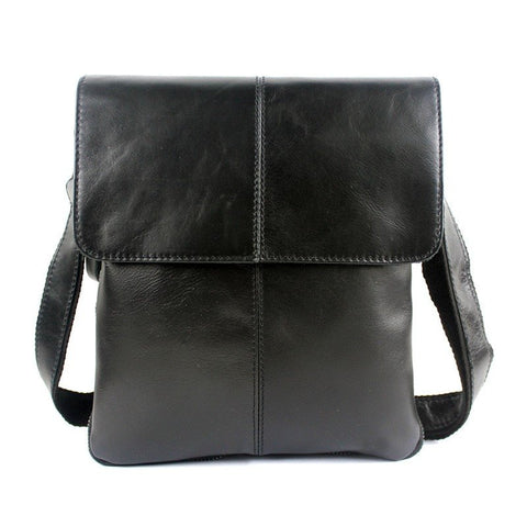 Leather Messenger Bag (3 Colors) - TakeClothe - 1