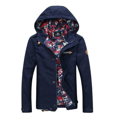 Autumn Jacket with Hood - TakeClothe - 1