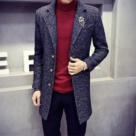Fashion Coat - TakeClothe - 1