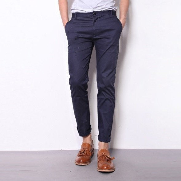 Smart Straight Chino - TakeClothe - 1