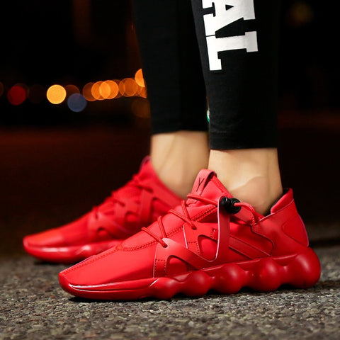 Red Austin Sneakers