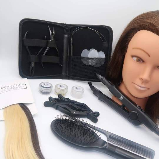Hair Extension Training (Online)