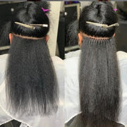 LIVE Online Hair Extension Training- Interlocking I-Tip w/ Bead- Microlinks