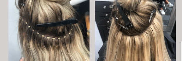 Hand Tied Hair Extension Training (5-Hours)
