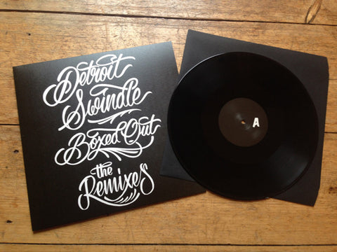 Detroit Swindle | Boxed Out Remixes (180 Gr.)