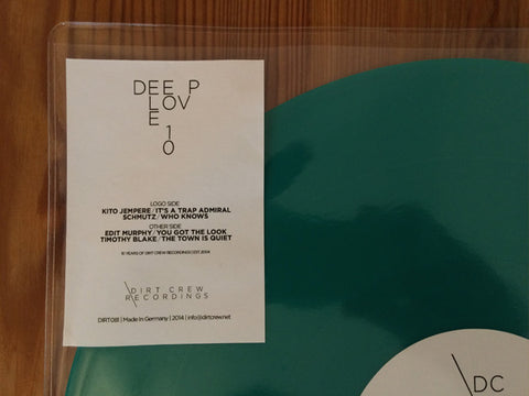 V/A | Deep Love 10 (Coloured Vinyl)