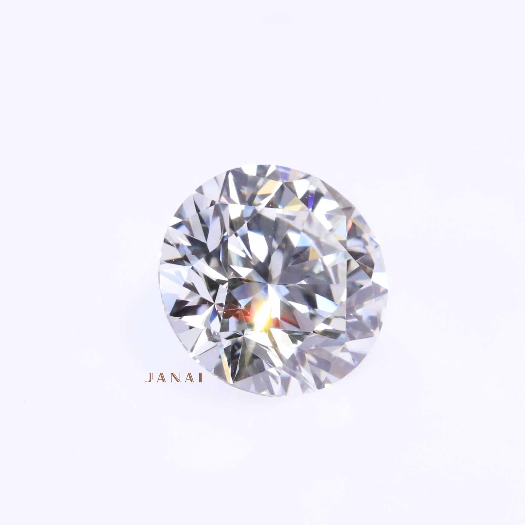 0.83ct Round Brilliant Diamond