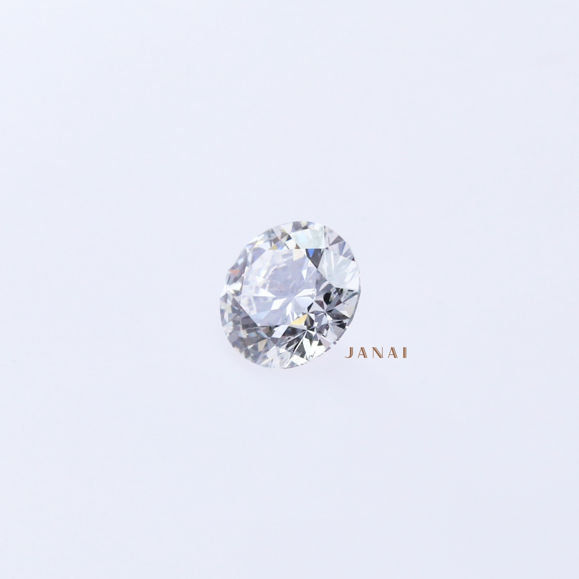 0.90ct Round Brilliant Diamond